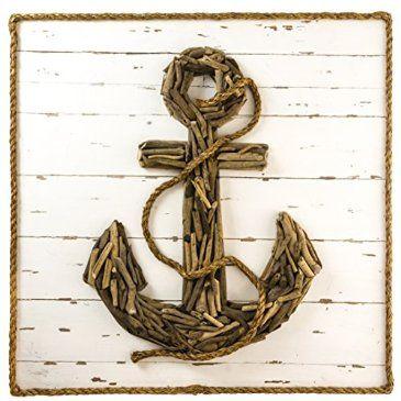 Driftwood anchor wall decor http shop crackerbarrel com driftwood anchor wall decorold country storesbeach house