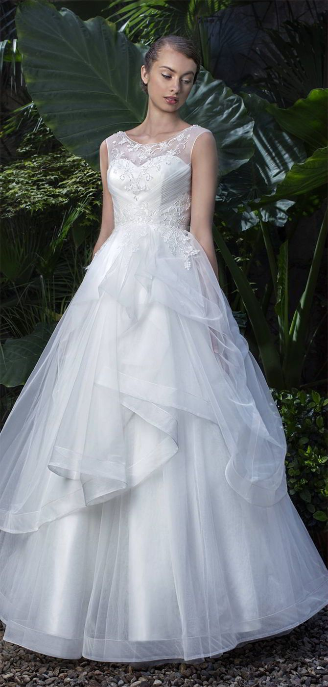 Miquel Suay 2017 Wedding Dresses | Pinterest | Princess bridal ...