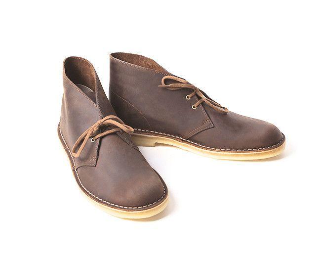 266f6f20958fe6 Clarks Desert Boot Beeswax