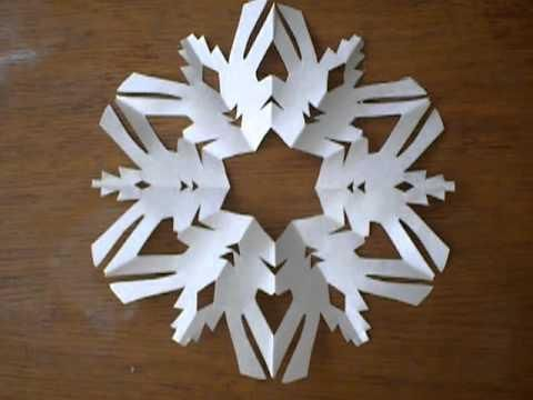 New Christmas Tree with Snow origami model | My new origami … | Flickr | 360x480