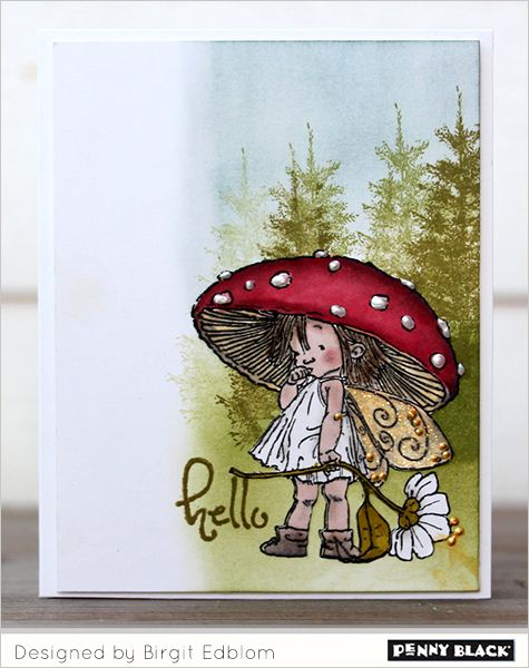 Bring on all things cute and adorable with Penny Black stamps and Creative Dies!! Download complete supplies and instructions on our blog.