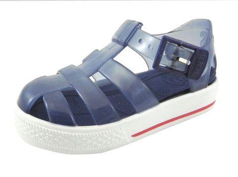 af4f4b96410d2e Igor Boy s Blue Tenis Jelly Sandal