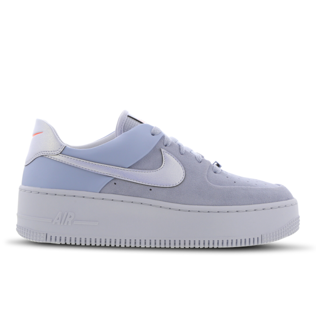 Nike Air Force 1 HommeFemme Bleu Nike Air Force 1 07