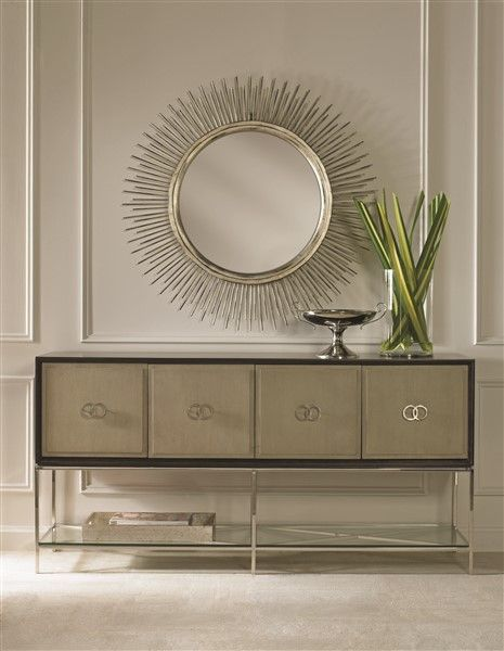 vanguard furniture available at bella casa in the pearl district portland or this console is. Black Bedroom Furniture Sets. Home Design Ideas
