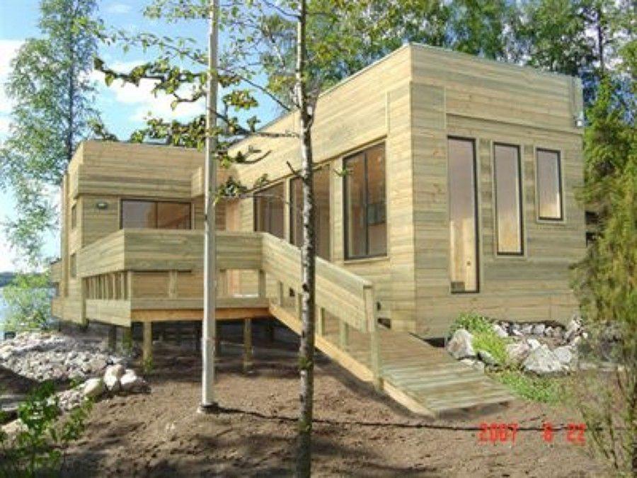 Necesito una casa prefabricada de entre 79 y 85 mts para - Casas prefabricadas pequenas ...
