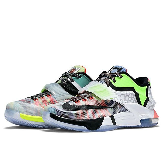 sale retailer 84b4a a1619 Aunt Pearl and Zoom City straps on the What The KD 7. Get a detailed look  now on SneakerNews.com