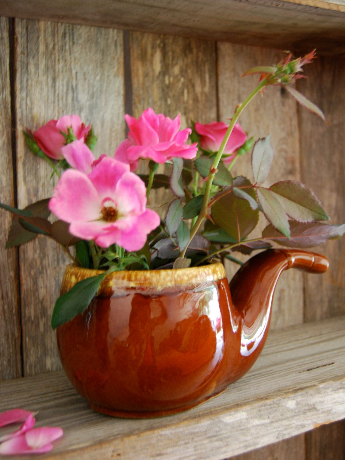 Vintage Brown Ceramic Stoneware Pipe Planter | Pinterest | Stoneware on hull stoneware, hull lights, hull brown drip rare pieces, hull plates, hull candle holders, hull flower pots,