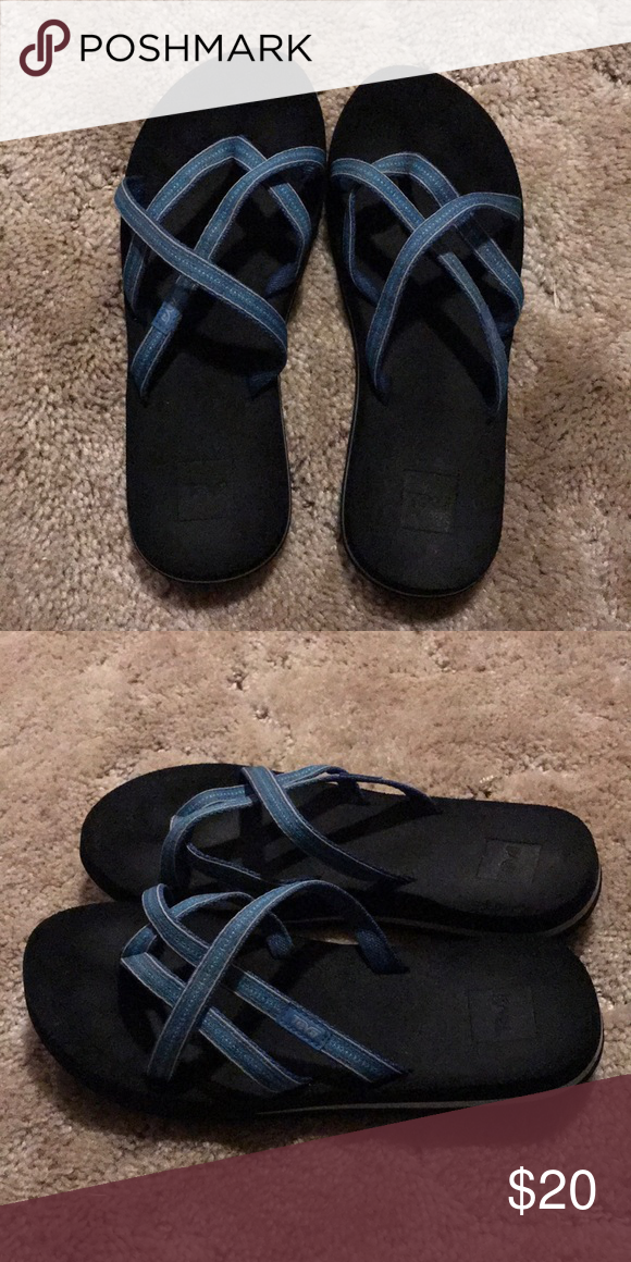 3023e1c79a52 tevas sandals very cute and comfortable! like new Teva Shoes Sandals ...