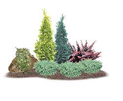Сказка в саду ландшафтный дизайн