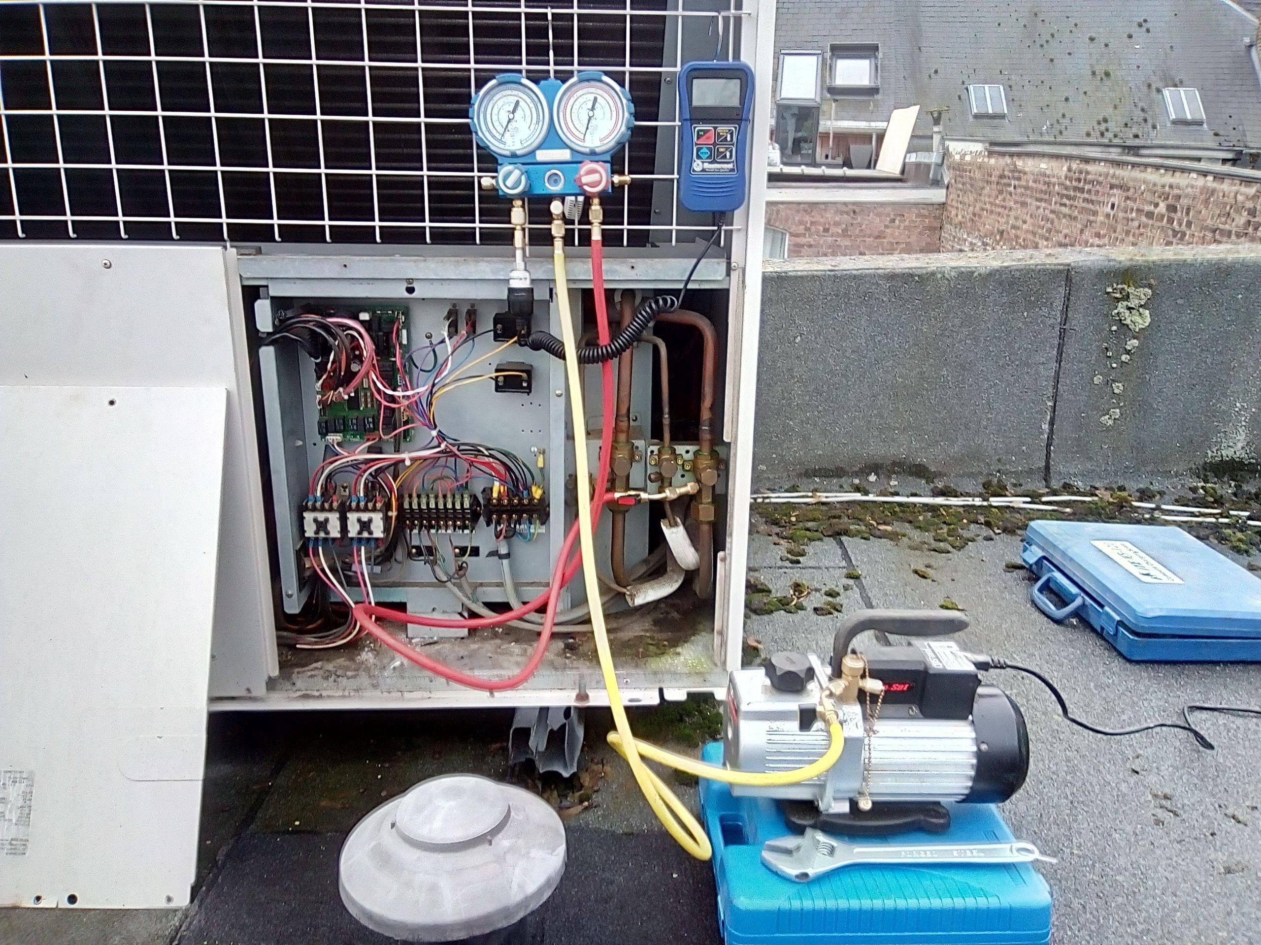 Devis Installation Maintenance Reparations Recherche De Fuites