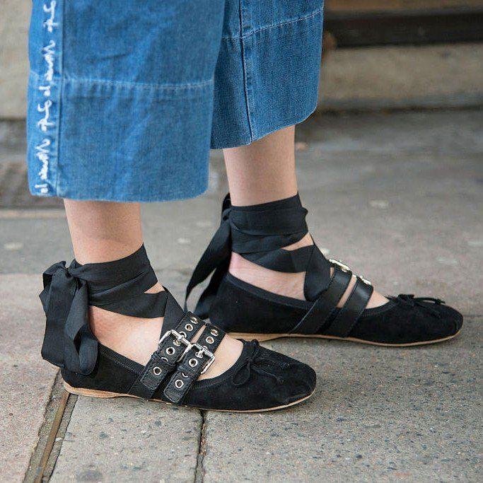 Trending This Week: Ballet Slippers