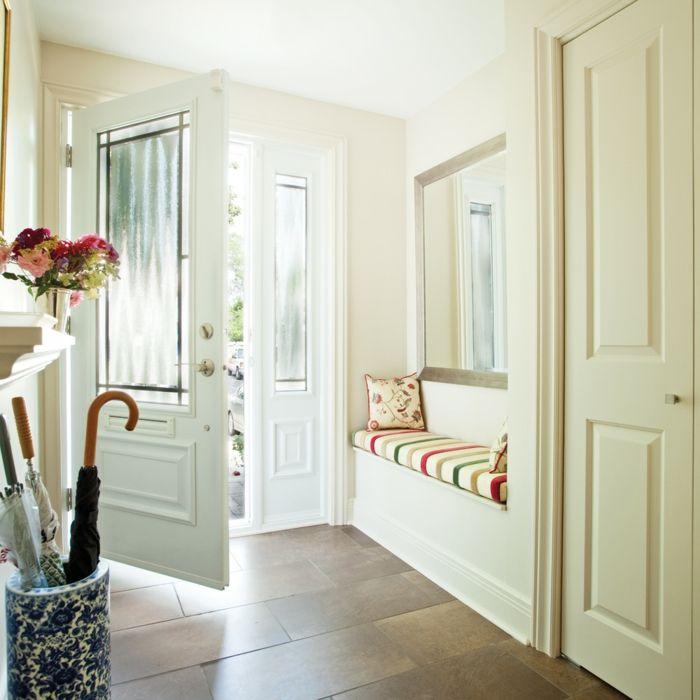 1001 ideas de recibidores originales con encanto dise o de interiores - Muebles de entrada originales ...