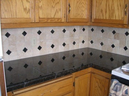 Kitchen Tiles Countertops