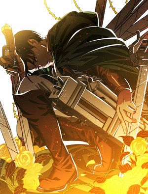 Levi Is Such A Badass Attack On Titan Levi Anime Attack On Titan Anime