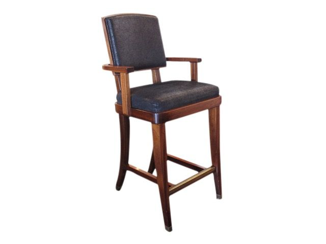 Buy Lingham Counterstool By Steven Gambrel   Made To Order Designer  Furniture From Dering