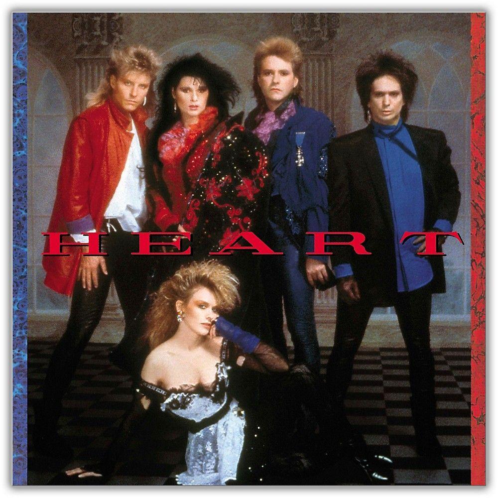 Heart - Heart [LP] | Products | Lp vinyl, Band pictures