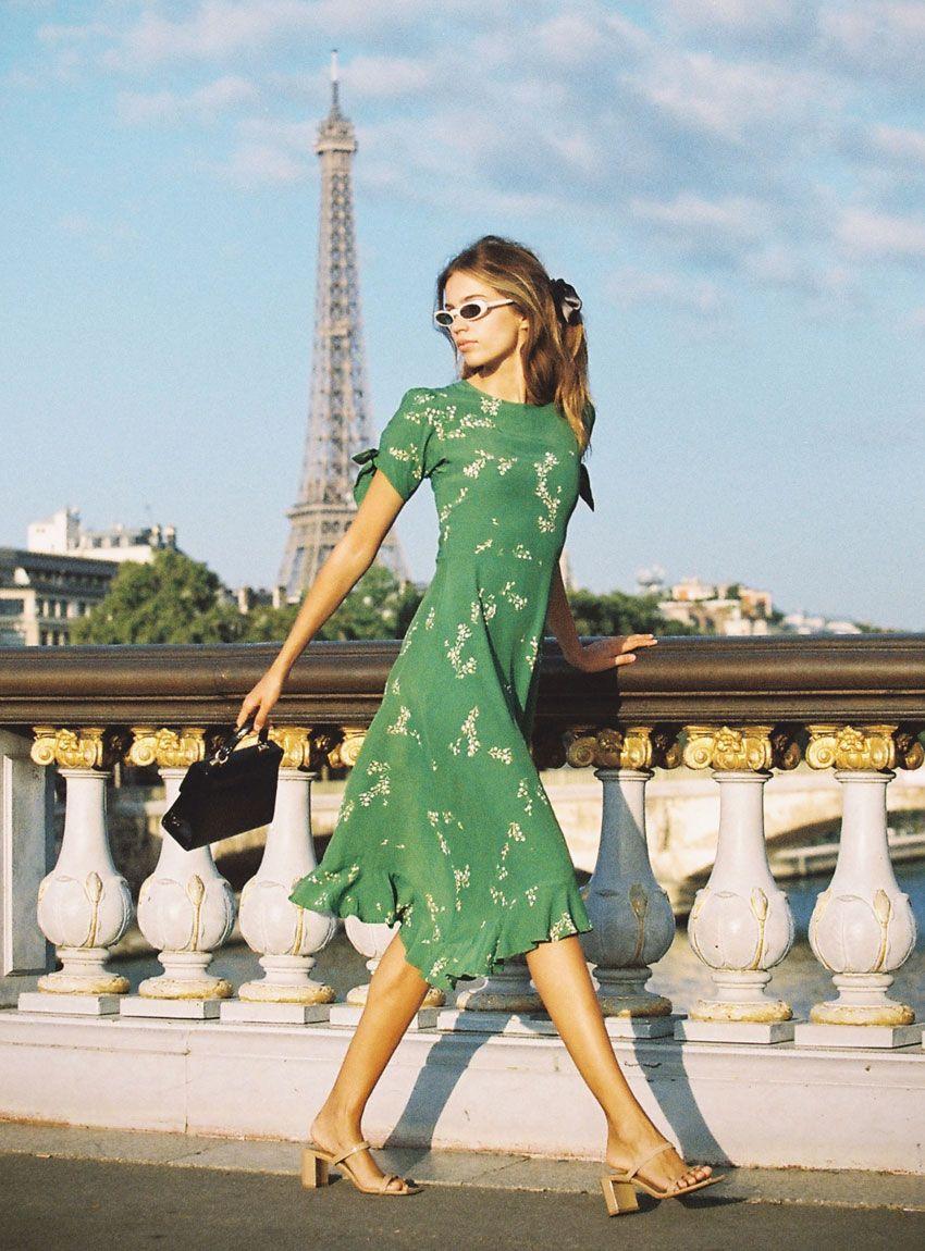 7df29ad22cc7 Buy Emilia Midi Dress - Faithfull The Brand in 2019   JUST IN ...