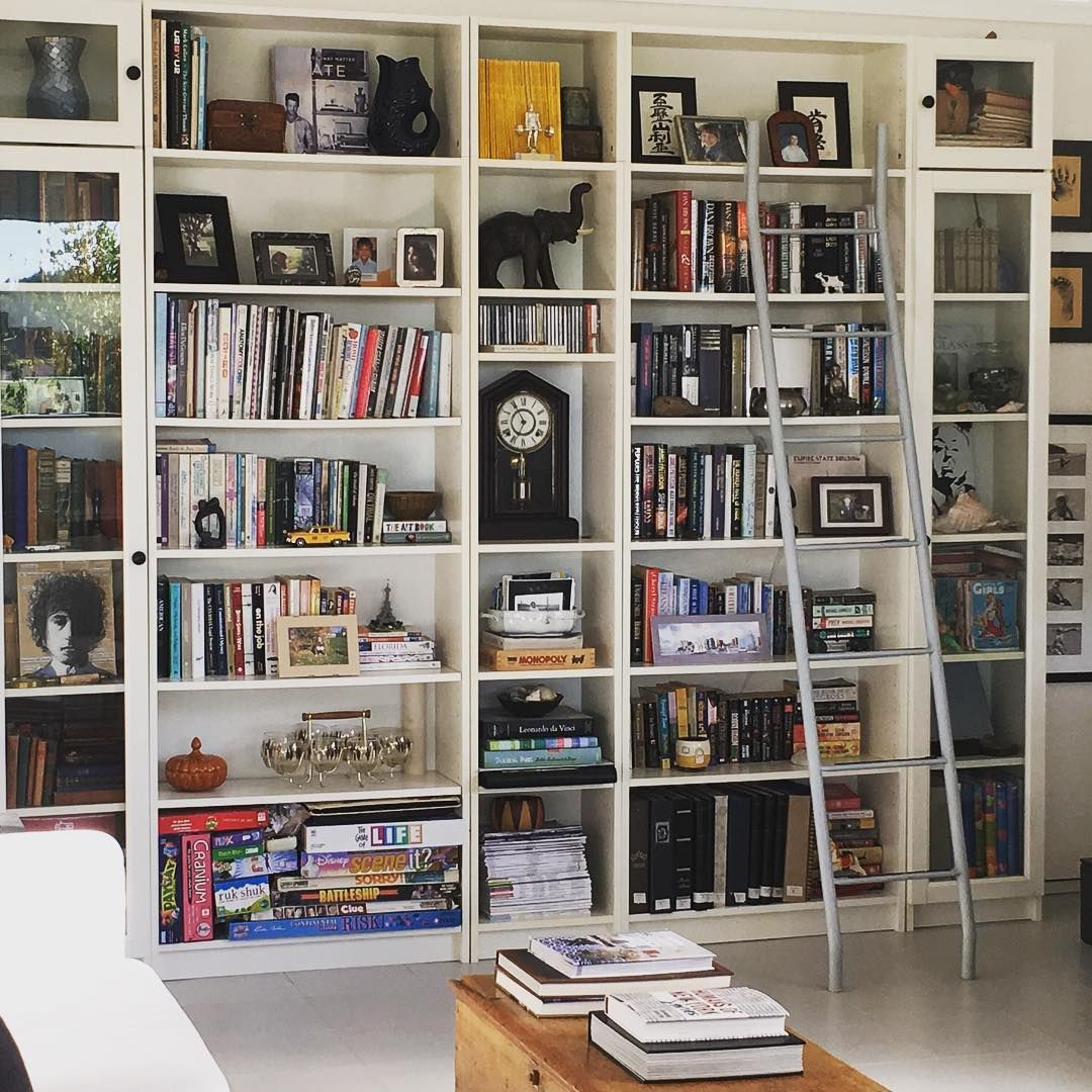 35 Ways to Style Your Ikea Billy Bookcase (With images ...
