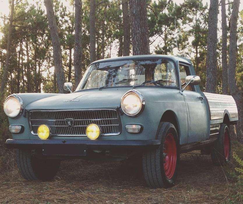 Peugeot 404 Pickup Custom Voiture Recup