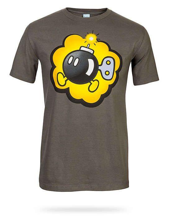aa6383d3bdc7b This Adorable T-Shirt Design Showcases a Recognizable Super Mario Character  trendhunter.com