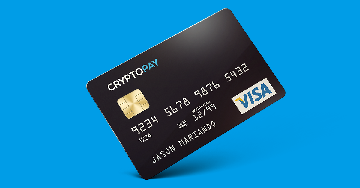 cryptocurrency credit card