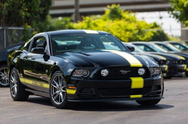 Rent A Pony Hertz Offers Penske Inspired Ford Mustang Gt With