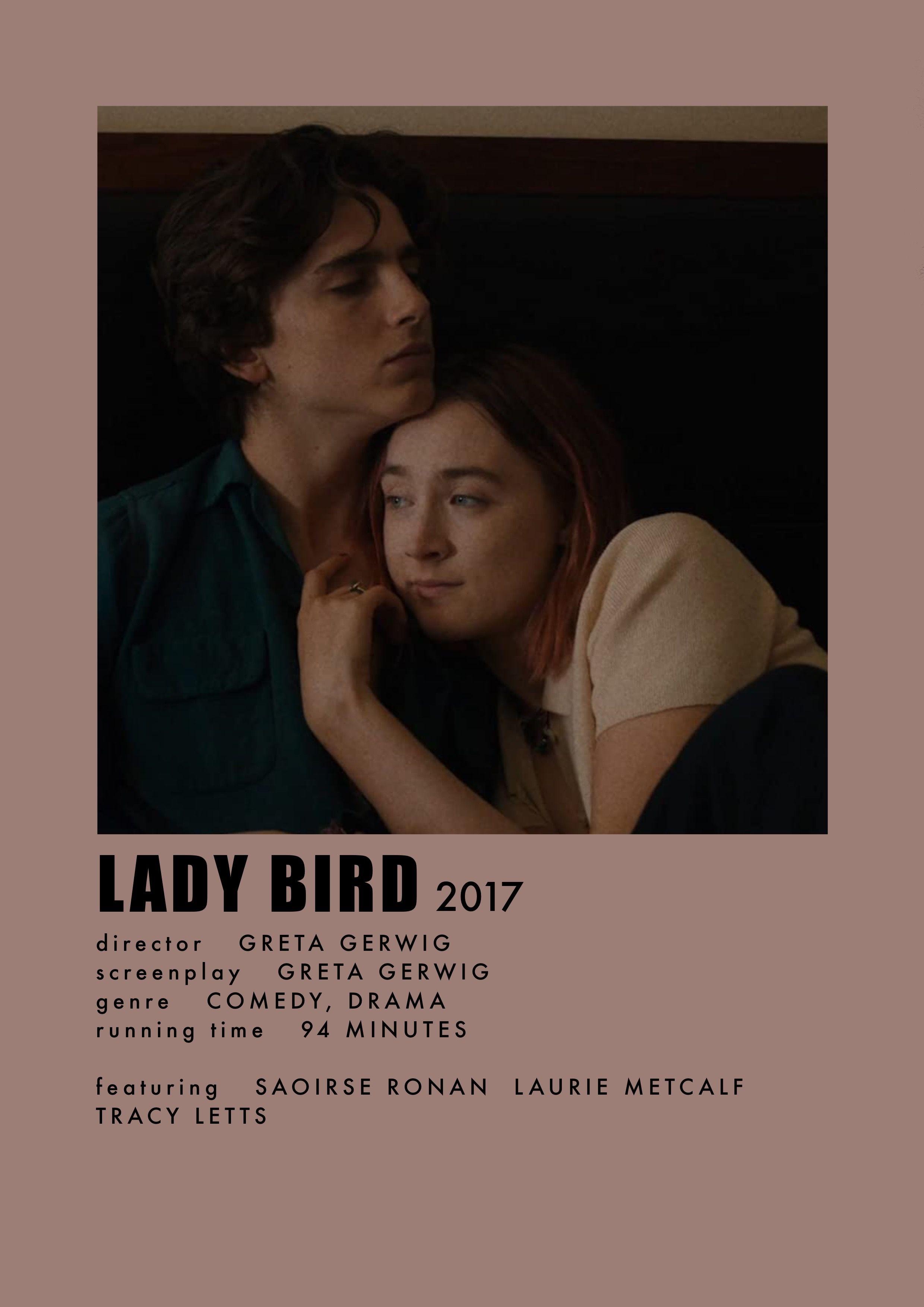 Lady Bird Movie Print