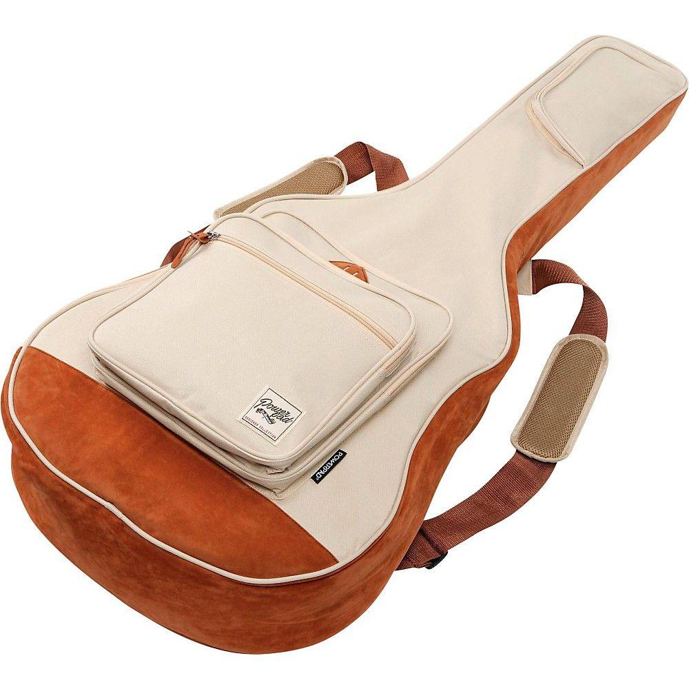 Ibanez Powerpad Acoustic Guitar Gig Bag In 2021 Guitar Bag Acoustic Guitar Case Guitar Case