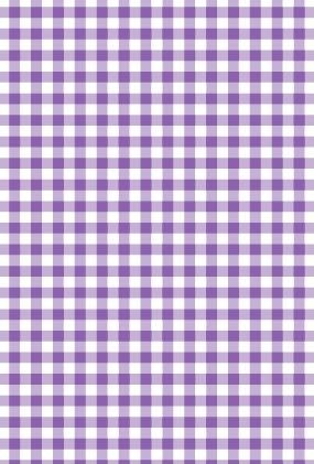 pop and lolli giddy gingham very purple fabric wallpaper 8