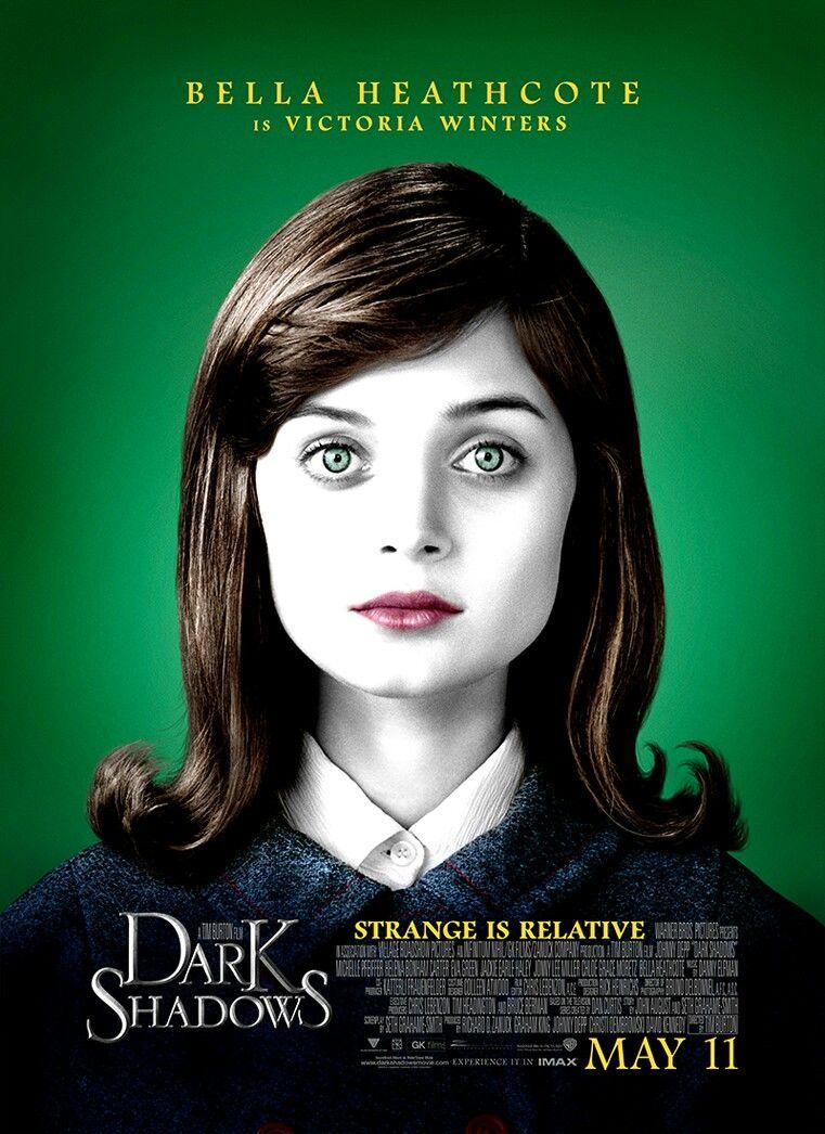 #DarkShadows2012