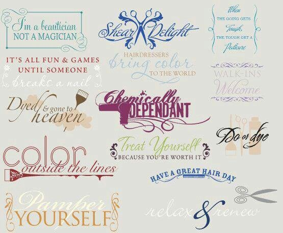 Motivational Quotes For Hair Stylist