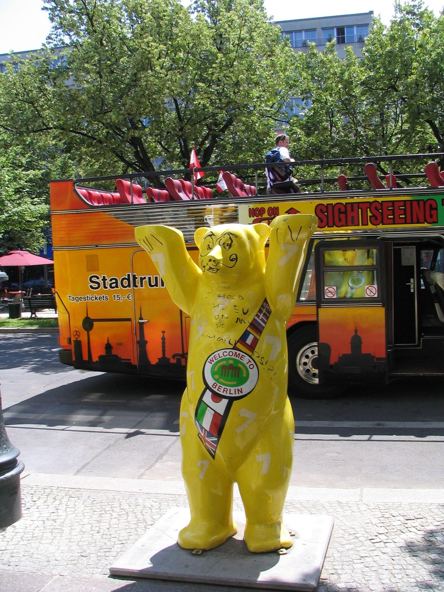 Berlin Bear Deutschland Bilder