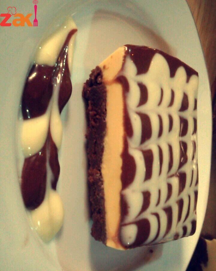 حلا بارد سهل ومميز زاكي Cold Desserts Desserts Food