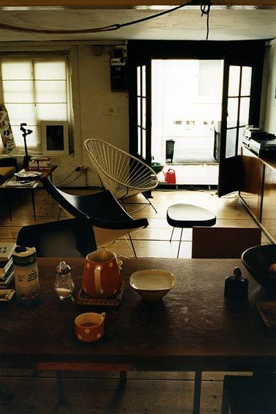 Vitra Catalogue 2007, Melanie Hofmann photographer a cozy home