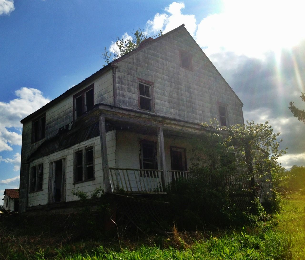 Abandoned Houses, Abandoned Places