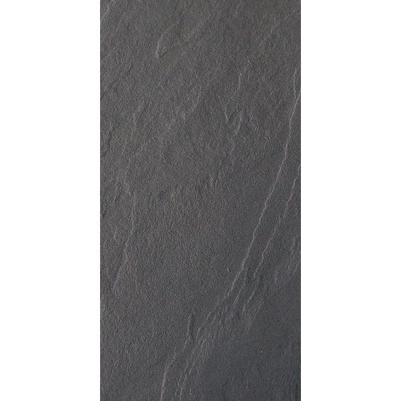 Feinsteinzeug Terra Nero Cm X Cm Floor Tiles Upstairs - Klebe vinyl obi