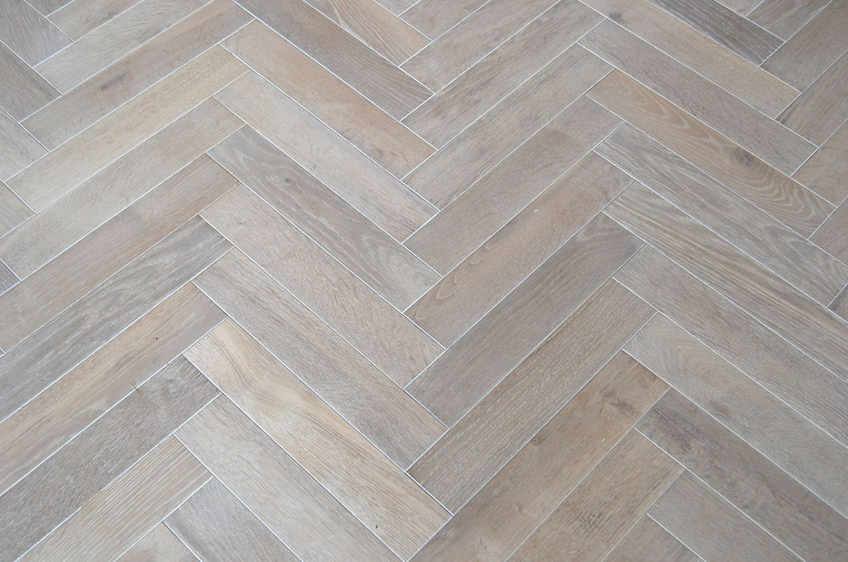 3 Oak Engineered Wood Flooring in London Паркет