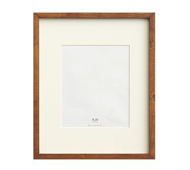 Wood Gallery Picture Frame, 4 x 6\