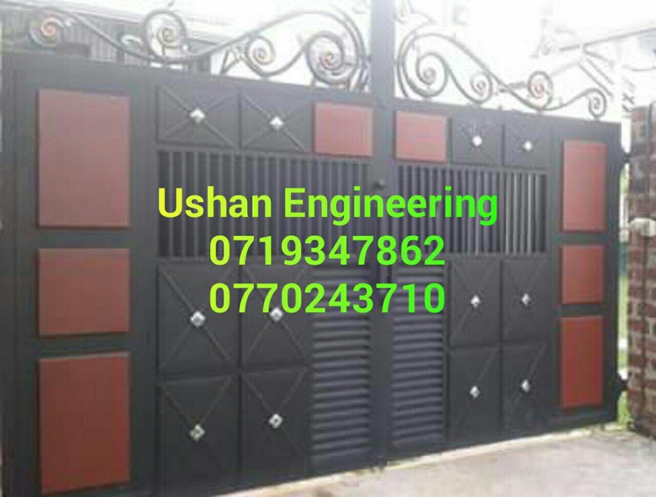 Gate Design Sri Lanka Steel Gate Design Sri Lanka Metal Gate