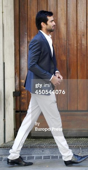 News Photo : Actor Ruben Cortada is seen on May 29 2014 in...