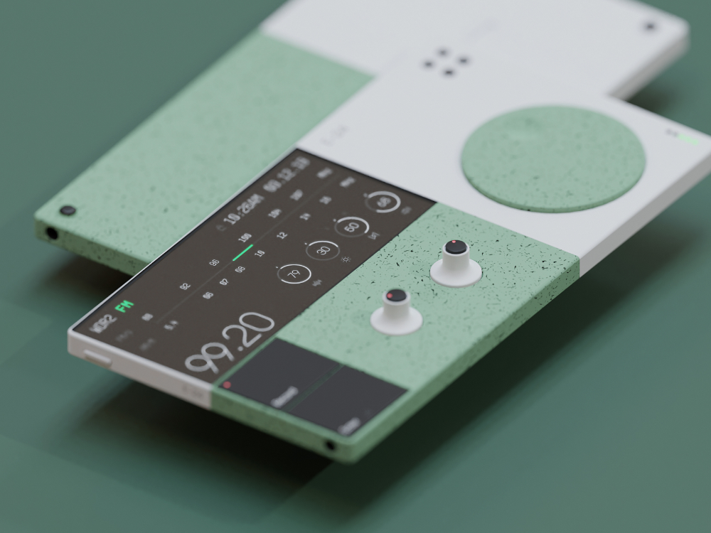 radio by Sebastian Stapelfeldt on Dribbble