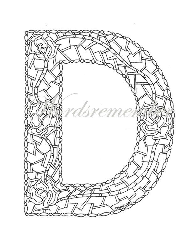 Pin On Coloring Letters