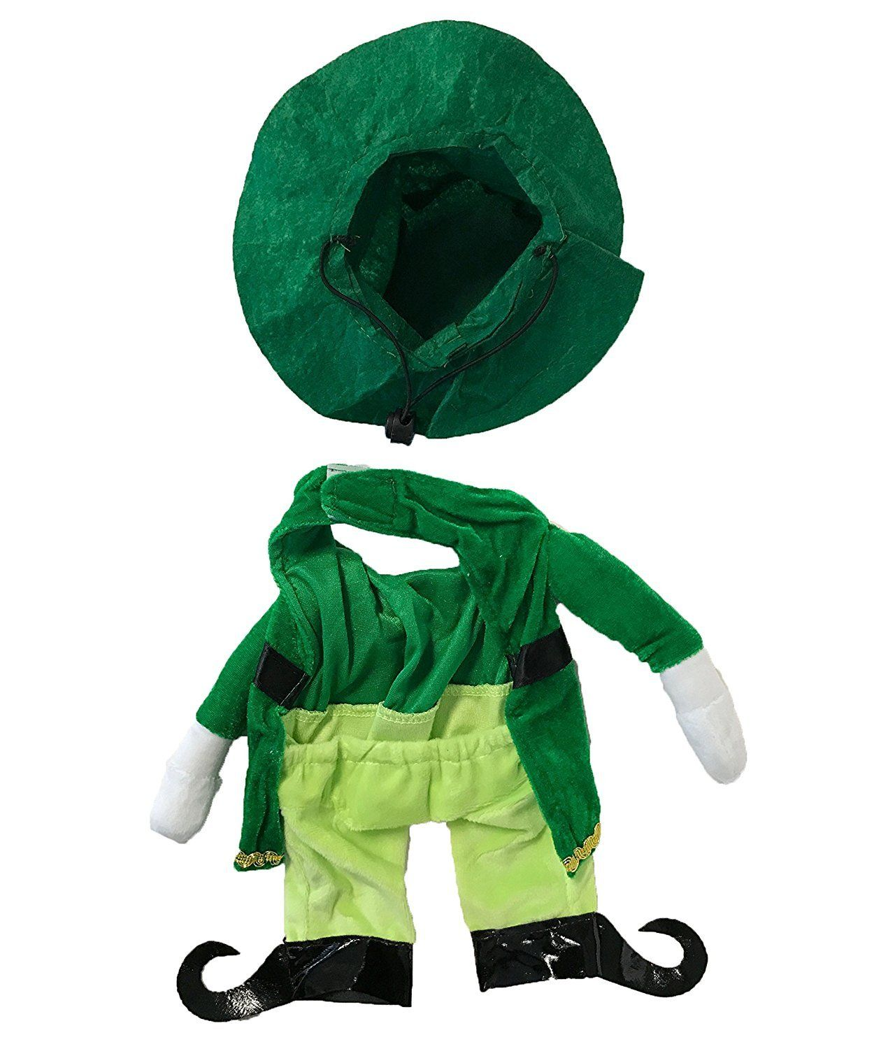 Midlee Fake Arms Small Dog Costume By Leprechaun Medium Read