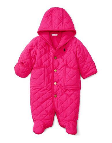 b6efc8edf80f Ralph Lauren Childrenswear Baby Boys Barn Bunting Pink 3 Months ...