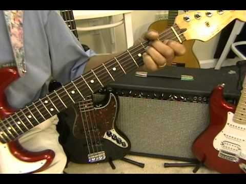 1) How To Play Hey Joe Jimi Hendrix Memorizing Key Signatures ...