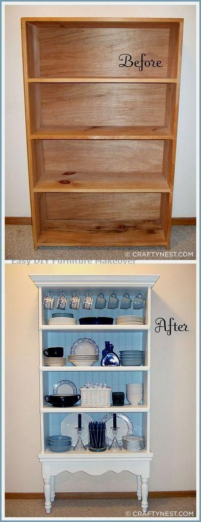 14 Unique Ways to Makeover Your Furniture14 Unique Ways to Makeover Your Furniture #diyfurniture  #recyclingfurniture