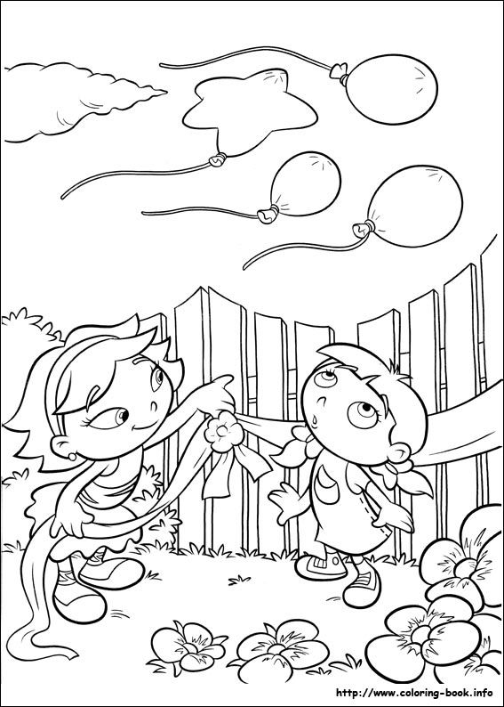 einstines coloring pages - photo#28