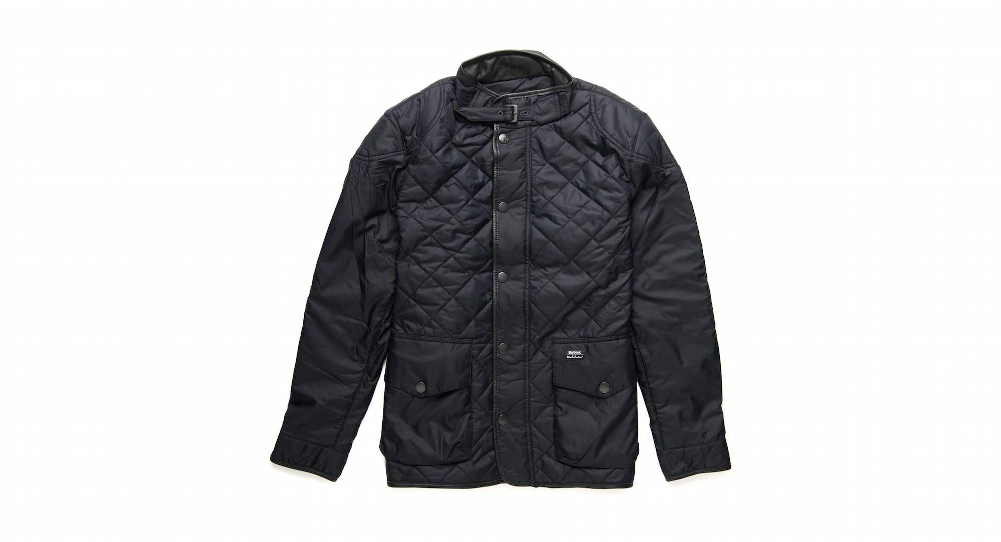The Euripides Quilted Motorcycle Jacket is the result of a new collaboration between Deus Ex Machina and Barbour, aimed at bringing the 120 year old heritage of the British company to a new generation of motorcyclists. Ideally designed for use in climates with proper winter weather, the Euripides features Barbour's signature quilted front and back...