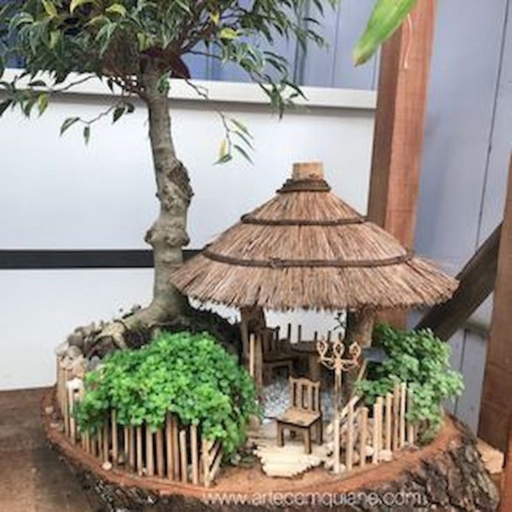 Photo of 47 amazing ideas for designing miniature gardens – Ideaboz, #amazinggardendesign …
