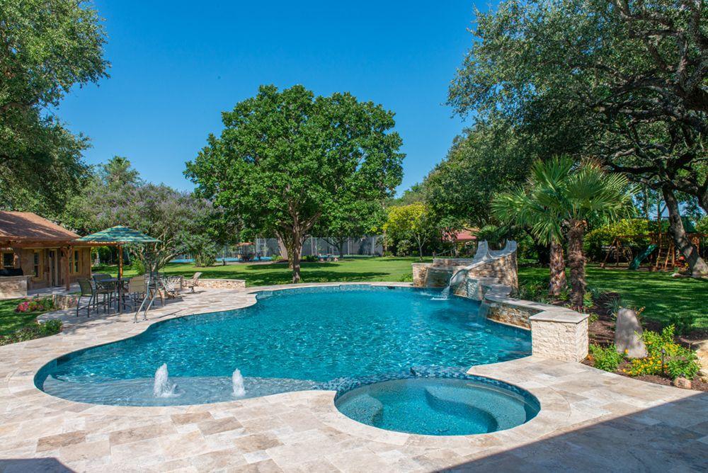 Allison Pools - Freeform Spool (Small Pool) | Small pool ... |Small Freeform Pools With Waterfalls